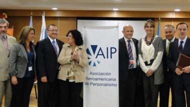 Fundación de la Asociación Iberoamericana de Personalismo (julio 2011)