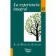Burgos, J. M.: La experiencia integral. Un método para el personalismo