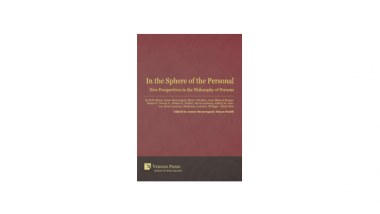 Beauregard, J., Smith, S. (ed.): In the Sphere of the Personal: New Perspectives in the Philosophy of Persons