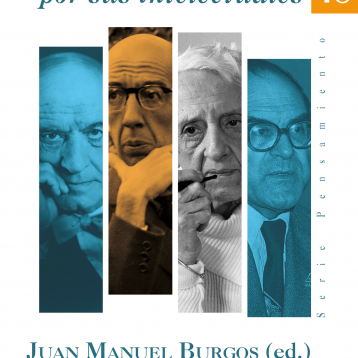 """Libro """"España vista por sus intelectuales"""""""