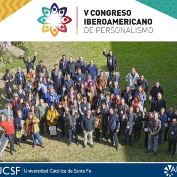 100 participantes de 10 países y 39 Instituciones. Finaliza el V Congreso Iberoamericano de Personalismo (22-24/8/2019, Santa Fe, Argentina)